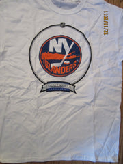 New York Islanders Stanley Cups T Shirt Large Bud Canada New