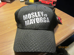 Mosley Vs Mayorga 2008 Fight Hat New With Tag