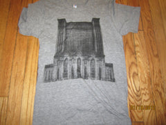 Michigan Central Train Depot T Shirt XXL