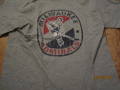 Milwaukee Admirals Old Logo SGA T Shirt XL