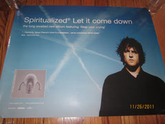 Spiritualized Let It Come Down US Promo Poster Jason