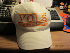 Tennessee Volunteers White Snapback Hat The Game