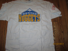 Denver Nuggets Logo SGA T Shirt Large Dodge Promo