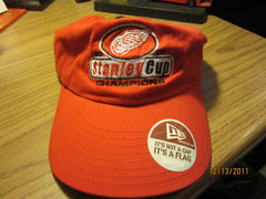 Detroit Red Wings 2002 Stanley Cup Champions Hat New Era New W/Tag