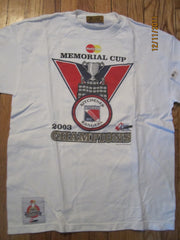 Kitchener Rangers 2003 Memorial Cup Champions T Shirt Large OHL