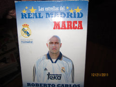 Real Madrid Roberto Carlos Ceramic Mug New In Box