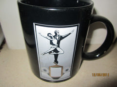 US Figure Skating Championships 1994 Detroit Coffee Mug Nancy Kerrigan & Tonya Harding