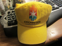 Chicago 2016 Olympic Bid Adjustable Hat New