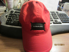 Automobile Magazine Eat. Breathe. Drive Adjustable Hat New