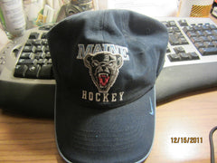 Maine Black Bears Hockey Adjustable Hat Nike