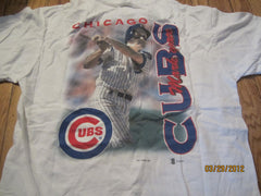 Chicago Cubs 1997 Mark Grace T Shirt Large