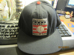 Baseball Hall Of Fame Logo Snapback Hat