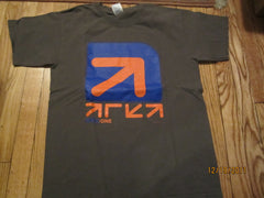 Area One Tour T shirt Medium Orb Moby New Order Oakenfold