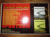 Spectrum US Tour Poster Sonic Boom Spacemen 3