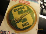 Michigan State Spartans Logo 3 1/2 Puin