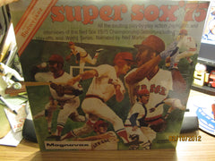 Boston Red Sox Super Sox '75 Highlights LP Sealed