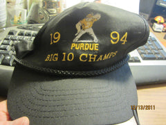 Purdue Boilermakers 1994 Big Ten Champs Adjustable Hat