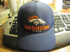 Denver Broncos Logo Snapback Hat By Twins Ent.