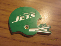 New York Jets Old Helmet Logo Magnet