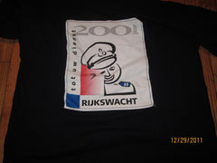 German State Police 200th Anniversary T Shirt XL