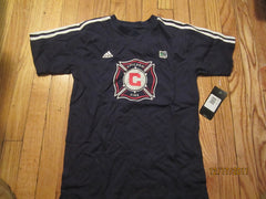 Chicago Fire MLS Jersey Kids Medium NWT