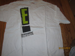 E! Entertainment Television Logo T Shirt XL