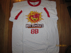 Hot Tamales Cinnamon CandtyRinger T Shirt XL