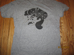 Gallagher Vintage 1981 Logo T Shirt Large 50% 50%