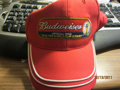 World Cup 2006 Germany Budweiser Promo Hat