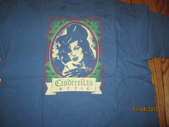 Cinderella's Attic Vintage Clothing Store T Shirt XL