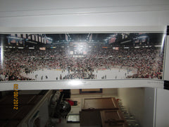 Detroit Red Wings Wings Soar 2002 Stanley Cup Celebration at Joe Louis Poster