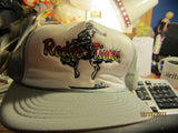 Rodeo Times Magazine Vintage Mesh Snapback hat