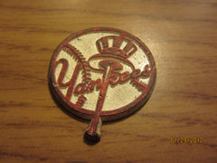 New York Yankees Vintage 70's Logo Magnet