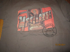 Ypsilanti Michigan 1995 Heritage Festival T Shirt XL