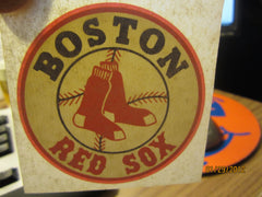 Boston Red Sox Logo 3 Inch 1970's Iron On