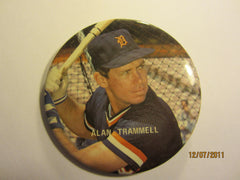 Detroit Tigers 1987 Alan Trammell Photo Pin