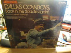 Dallas Cowboys 1977-78 Back In The Saddle Again Highlights LP Sealed