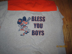 Detroit Tigers Bless You Boys Opening Day 2010 T Shirt XL