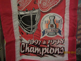 Detroit Red Wings 1998 Stanley Cup Champions Flag New In Package