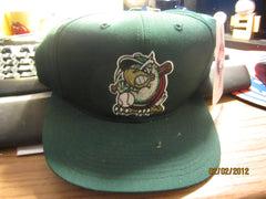 South Bend Silverhawks Logo Snapback Hat New Dead Stock