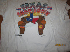 Houston Rockets Vs San Antonio Spurs 1995 NBA Playoffs T Shirt XL