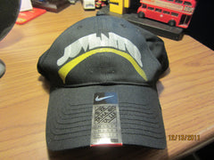Juventus Logo Black Adjustable Hat New Nike Italy Soccer