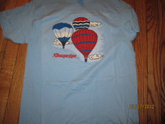 Albuquerque New Mexico Vintage 70's Balloon Race T Shirt Large Ched