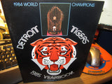 Detroit Tigers 1985 Yearbook Mint