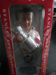 Detroit Red Wings 2002 Stanley Cup Champs Sergei Federov Bobblehead New In Box