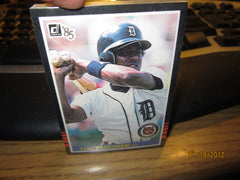 Detroit Tigers 1985 Donruss Card Set Sealed