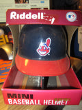 Clevelnad Indians 1997 Riddell Mini Helmet New In Box
