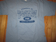 Boston Public FOX TV Show T Shirt Large