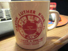 "Martin Luther King Jr. ""I Have A Dream"" Coffee Mug"