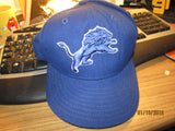 Detroit Lions Honolulu Blue Size 7 Fitted Hat New Era